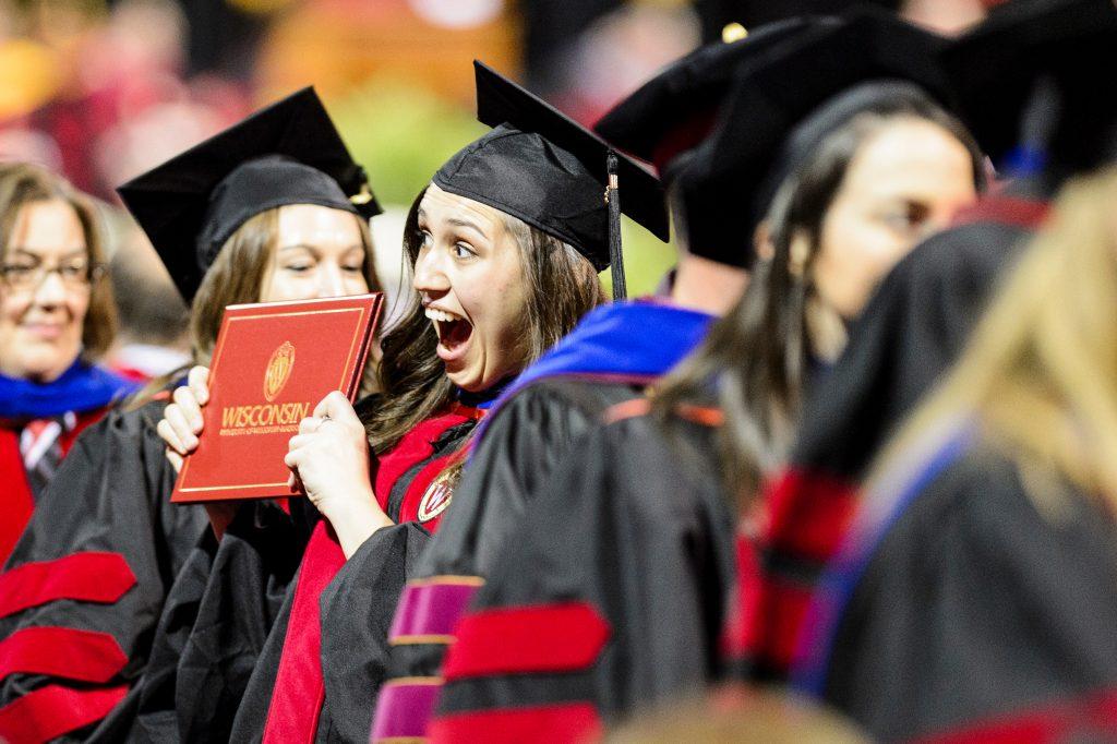 Information for Graduates – Commencement